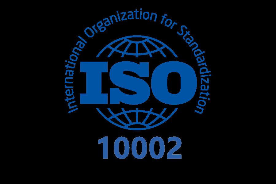 ISO 10002:2014 COSTUMER SATISFACTION