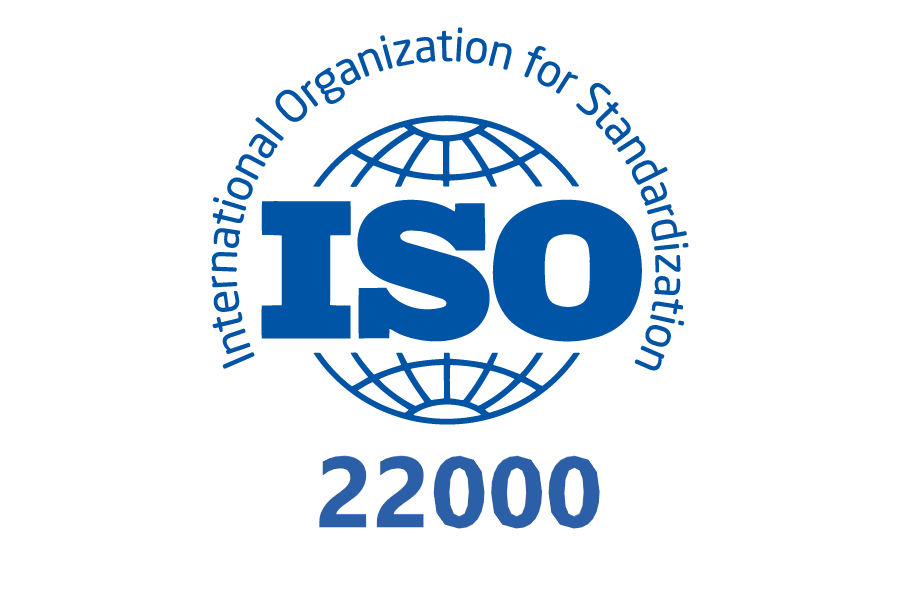 ISO 22000:2005 FOOD SAFETY